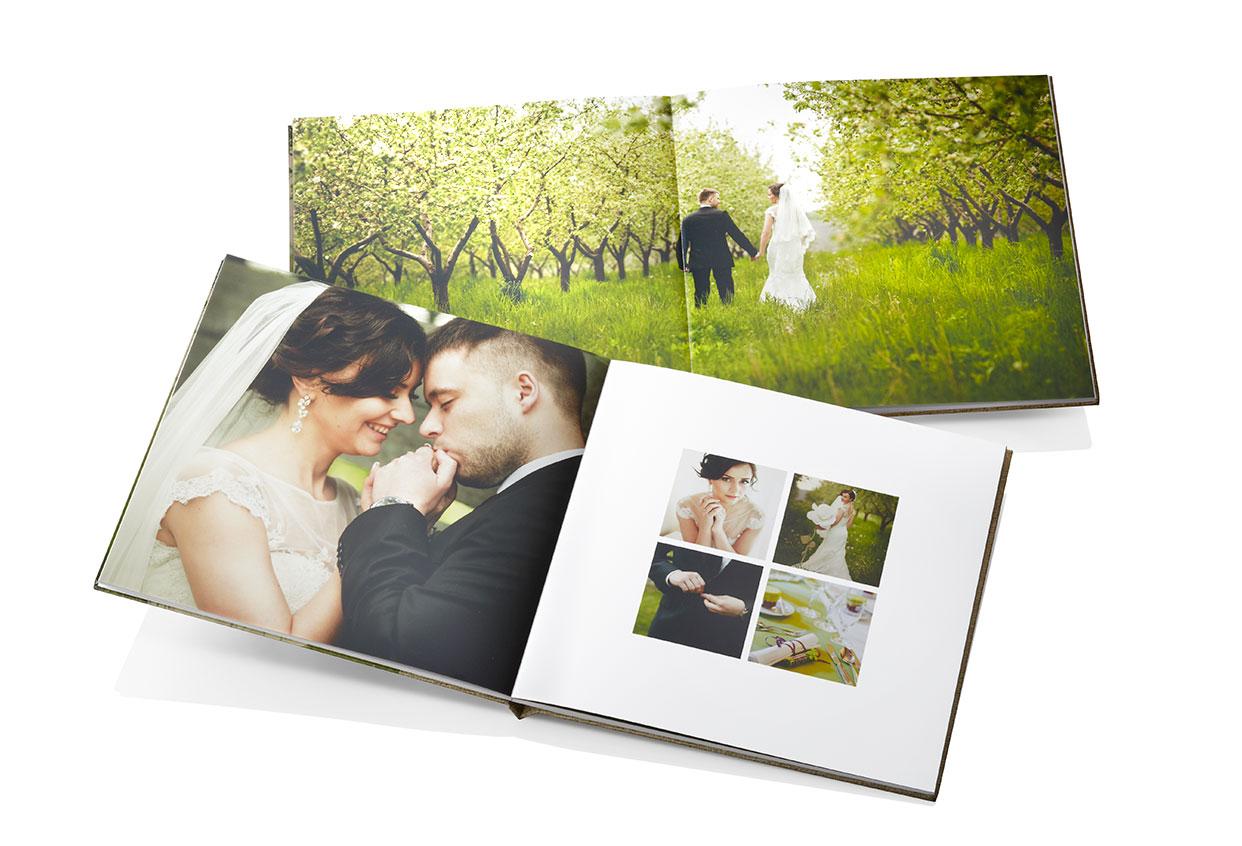 make photo essay book