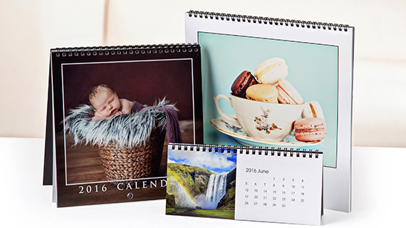 Customized Photo Calendars