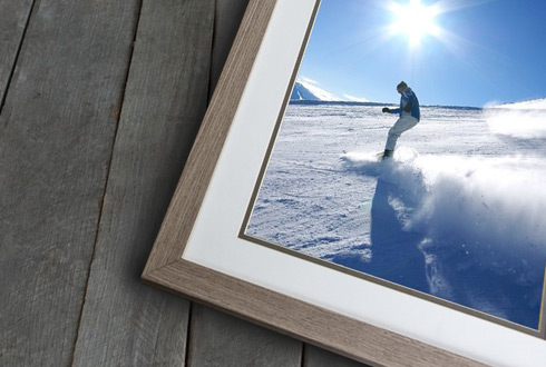 Professionally Framed Photos