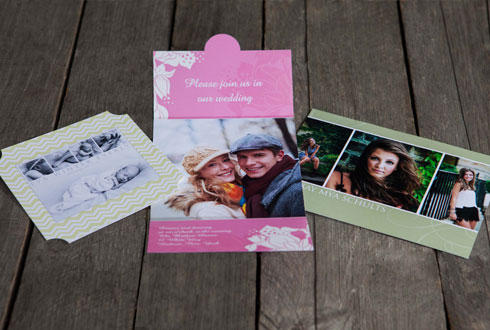 Personalized Photo Greeting Cards