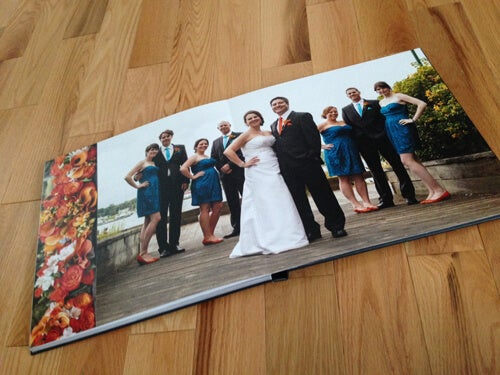 wedding book 5