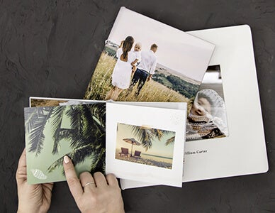 vacation photo book by adoramapix