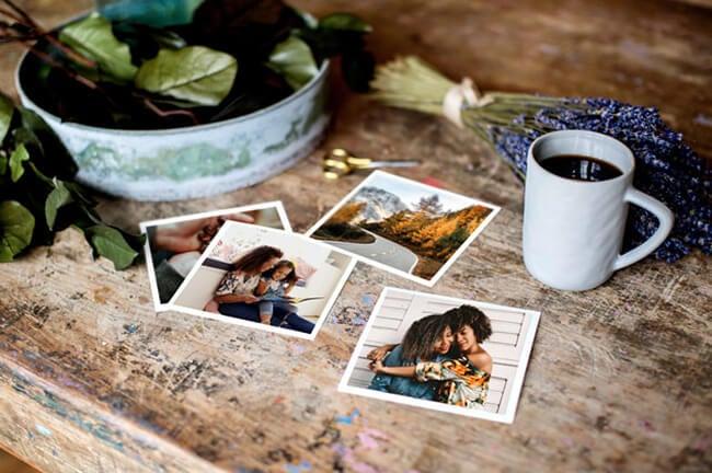 photo prints printed by Printique