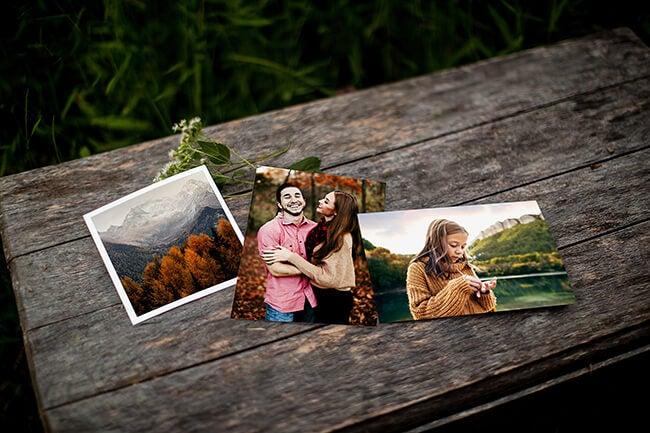 photos printed by printique