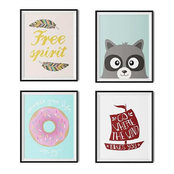 free-kids-art-printables
