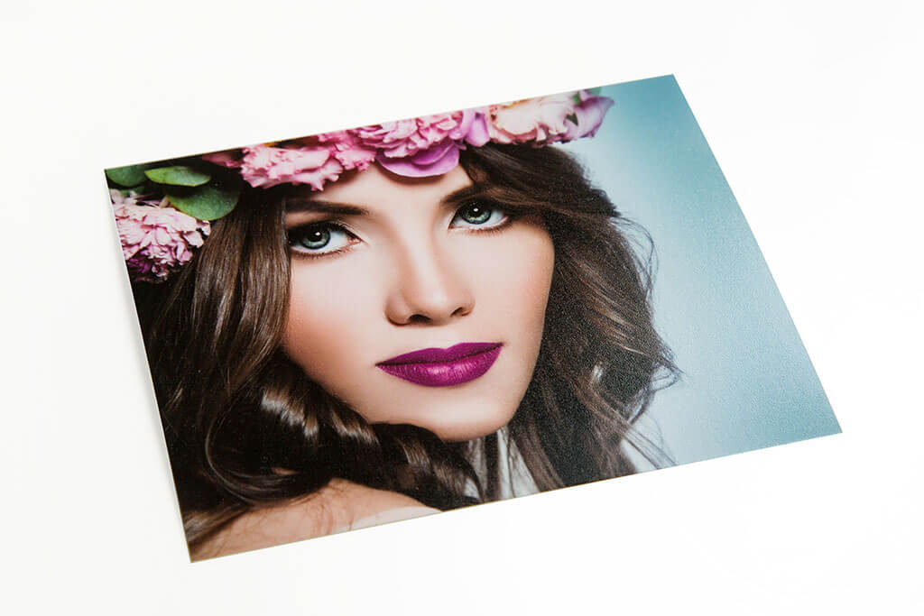 Luster photo print paper