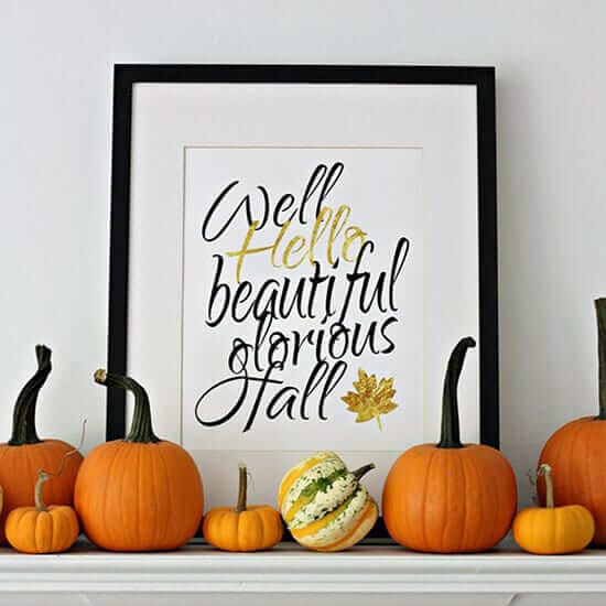 well hello fall