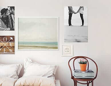5 DIY Gallery Wall Ideas for Your Home - AdoramaPix