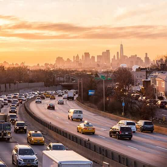 Matthew Chimera Photography New York City Traffic