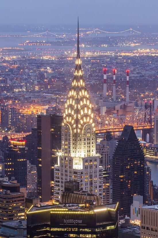 Matthew Chimera Photography Chrysler Building, NYC