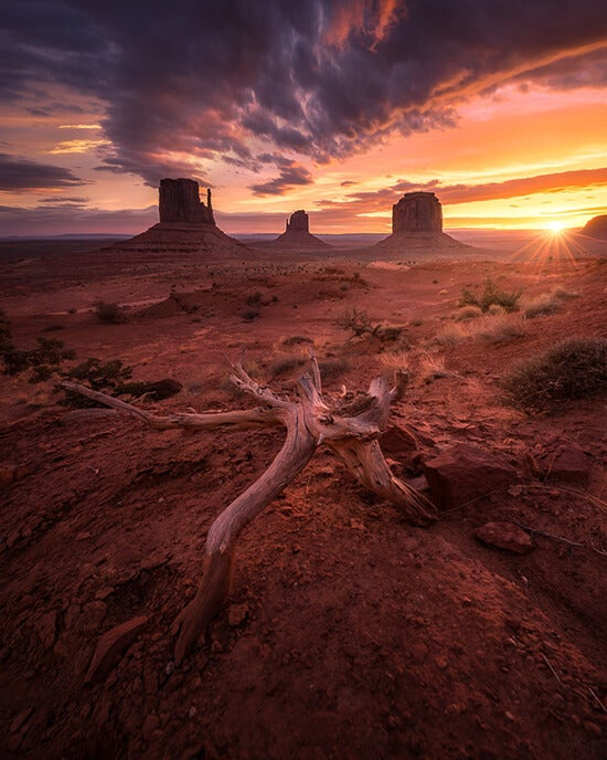 sunset photo by mindz.eye