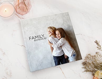 premium family album manufactured by adoramapix