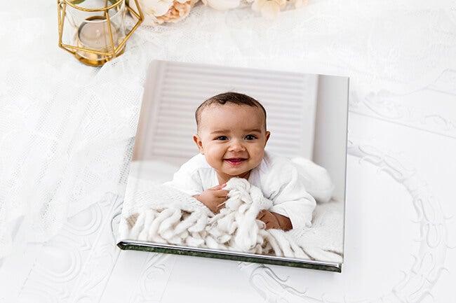 baby premium album manufactured by adoramapix