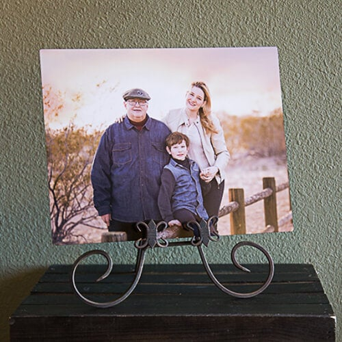 8x10 print of family produced by adoramapix