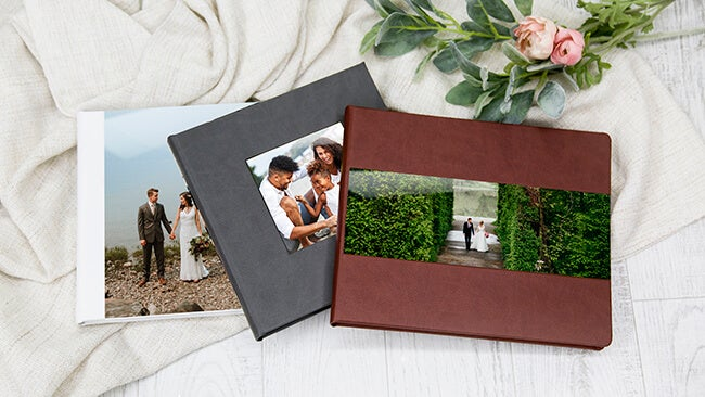 metal photo cover albums by adoramapix
