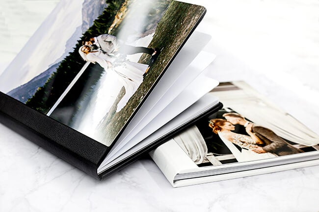 metal cover photo books by adoramapix