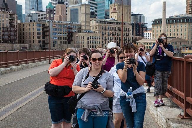 photo walk by adoramapix ambassador Wayne Moran