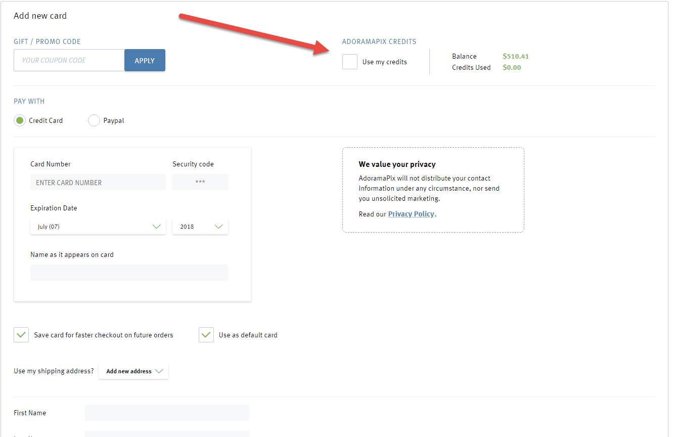 Frequently Asked Questions - AdoramaPix