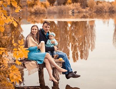 fall portriats