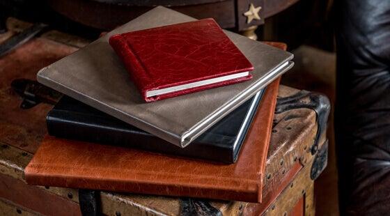 Books Leather - AdoramaPix