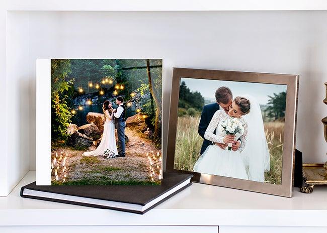 wedding photo books by printique
