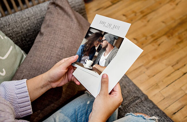 save the date cards by adoramapix