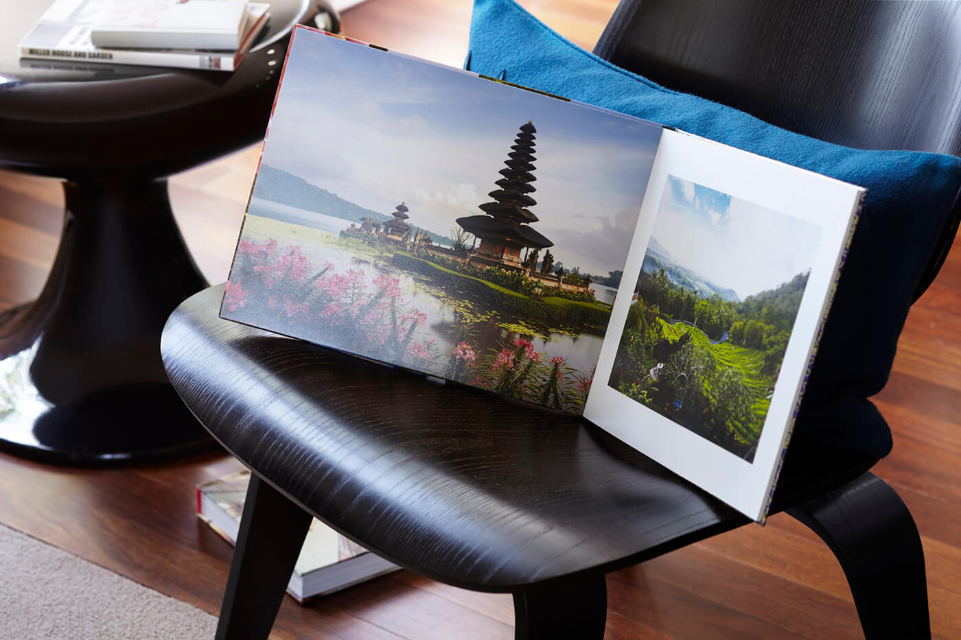 bali photo book by printique