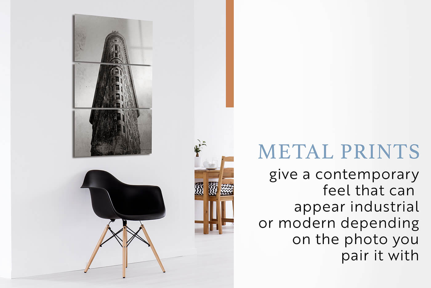 Contemporary Metal Prints