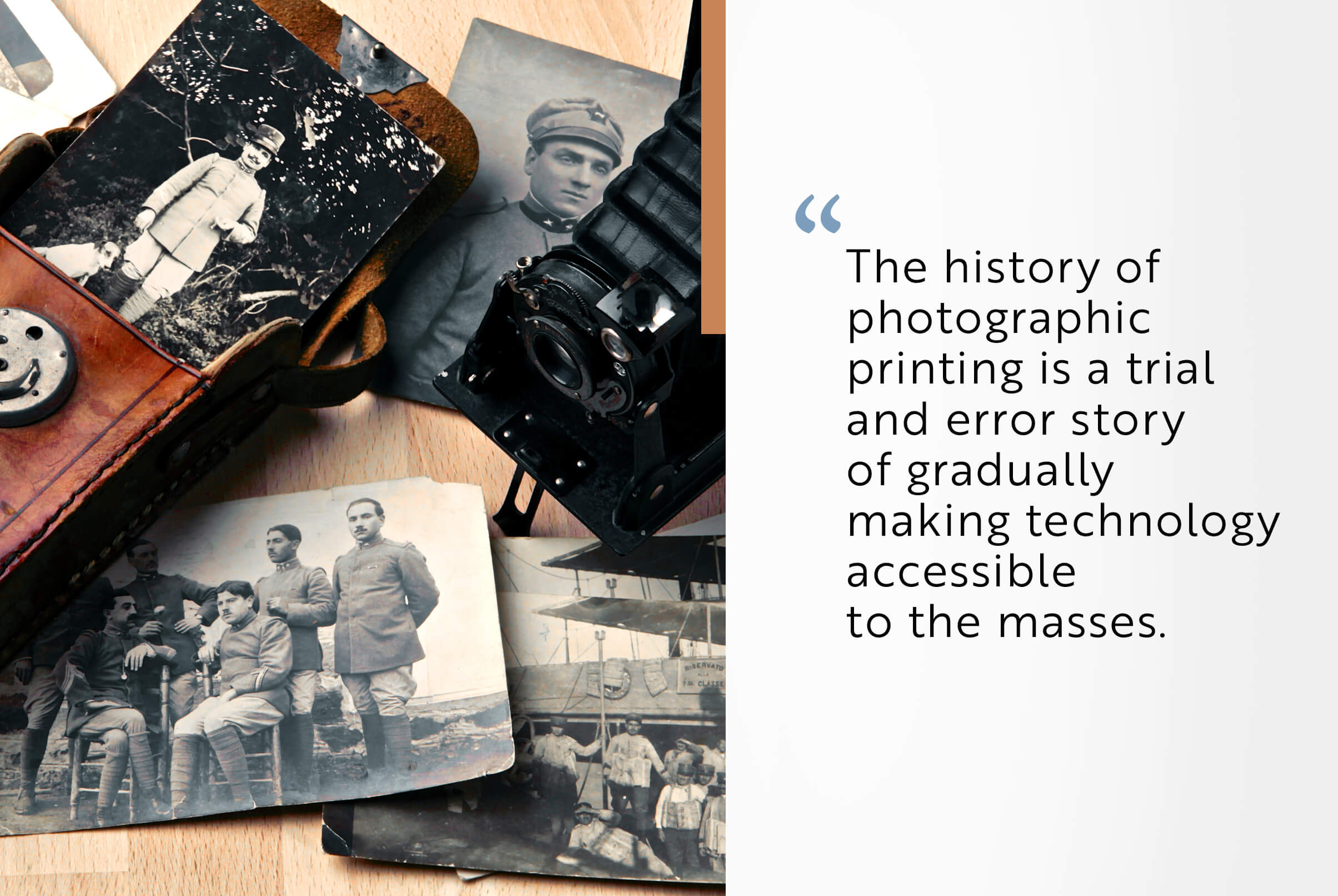 History of photographic printing