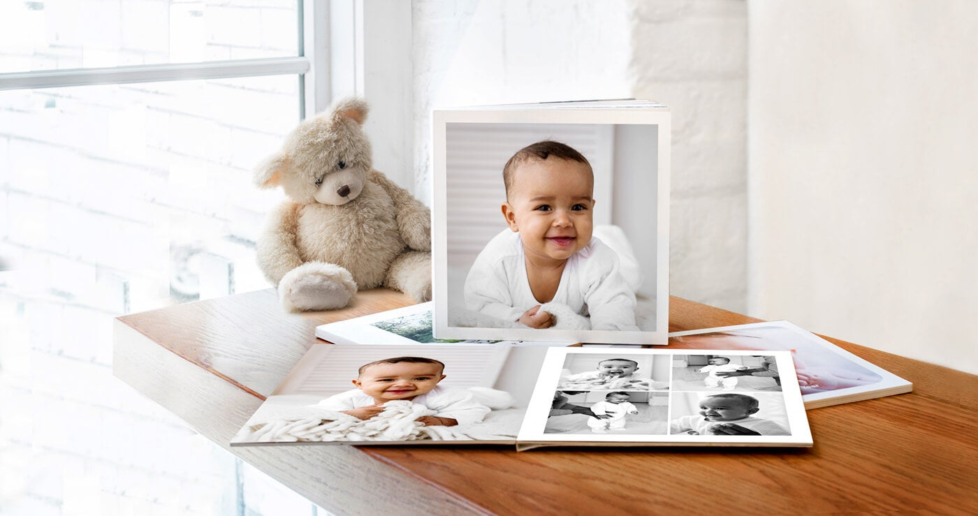 Kids Photo Books